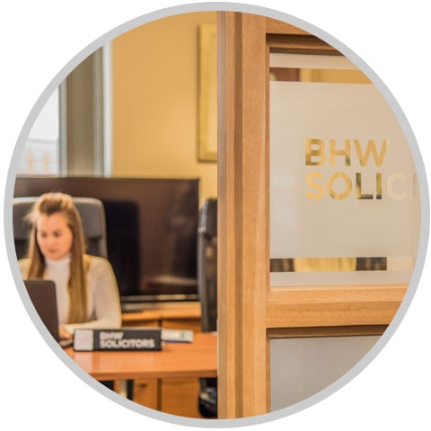 BHW Solicitors logo