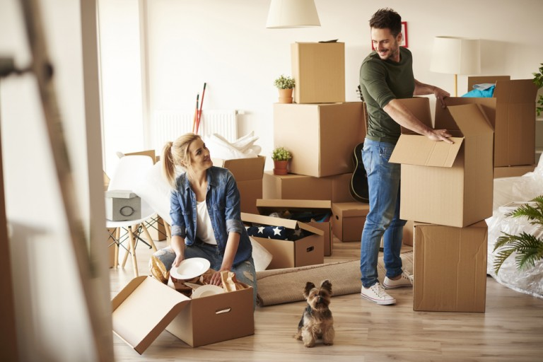 Selling a home - how to ensure moving day is a success